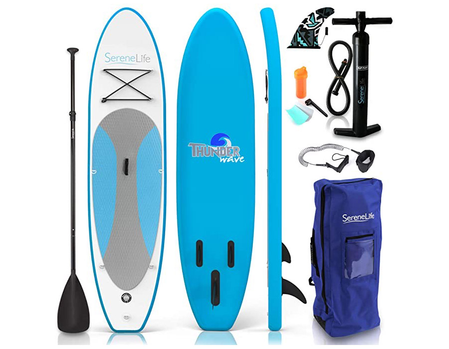 Stand Up Paddle board SUP rental Boise Idaho